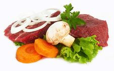 Free Raw Meat Stock Images - 23738574