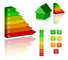 Energy Classification Royalty Free Stock Image