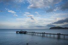 Free Llandudno Pier Stock Photos - 23740133
