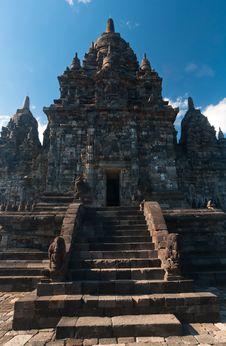 Free Prambanan Temple, Java, Indonesia Stock Photos - 23740473