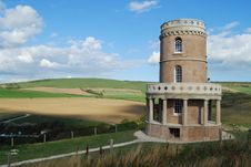 Free Clavell Tower Royalty Free Stock Image - 23742666