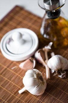 Free Garlic Stock Photos - 23743823