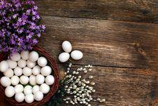 Free Easter Eggs Stock Photo - 23745880