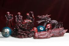 Free Feng Shui Statues Stock Photos - 23746053