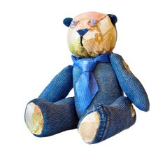 Free Businessman Bear Isolated Stock Photos - 23746513