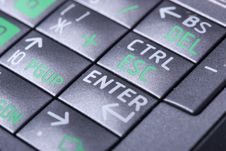 Free Buttons Of Keyboard Stock Image - 23746681