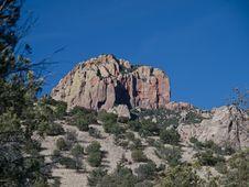 Free Southwest Landscape Royalty Free Stock Image - 23749386
