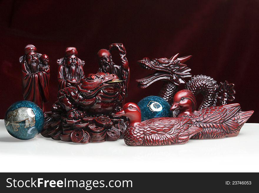 Feng Shui Statues