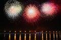 Free Fireworks Royalty Free Stock Photo - 23756515