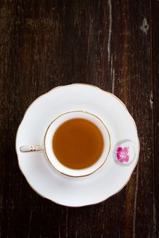 Free Cup Of Tea Royalty Free Stock Photo - 23752755