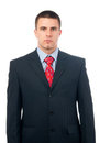 Free Portrait Of Handsome Serious Looking Businessman Royalty Free Stock Photos - 23764688