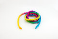 Free Abstract Rope Colorful Royalty Free Stock Photography - 23767927
