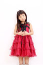 Free A Little Asian Girl Royalty Free Stock Photography - 23768197