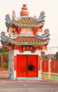 Free Chinese Temple In Thailand Stock Image - 23768371