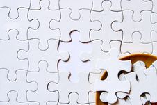 Free Jigsaw Puzzle Concept Stock Photo - 23760080