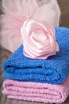 Free Spa Accessory Stock Photography - 23762012