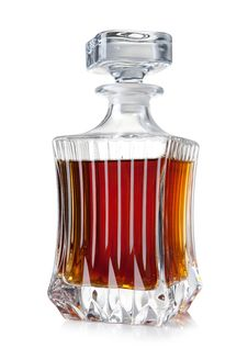 Free Decanter Of Brandy Royalty Free Stock Photography - 23763887
