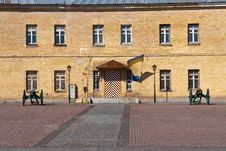 Free Central Square Pechersk Fortress Stock Photography - 23764772
