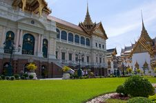 Free Thailand Imperial Palace Royalty Free Stock Image - 23767506