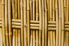 Free Old Bamboo Texture Stock Photography - 23768312