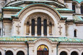 Free The St. Alexander Nevsky Cathedral, A Bulgarian Or Royalty Free Stock Photos - 23772998