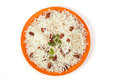 Free Rice Plate Royalty Free Stock Image - 23774056