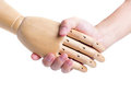Free Handshake Royalty Free Stock Photo - 23776625
