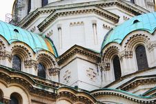 Free The St. Alexander Nevsky Cathedral, A Bulgarian Or Royalty Free Stock Photos - 23772968