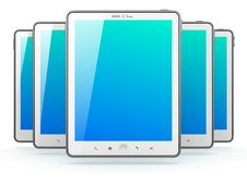 Free Tablet PC Stock Image - 23775241