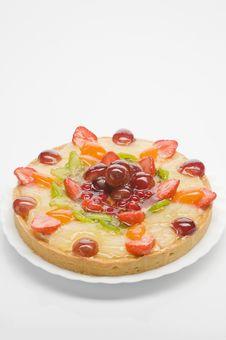 Free Fruit Cake Stock Photography - 23776772