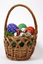 Free The Easter Basket Stock Photo - 23781640
