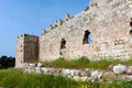 Free Old Fortress Wall Stock Images - 23786274