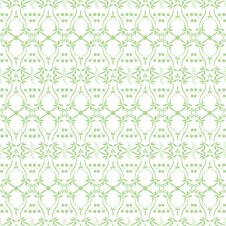 Free Seamless Floral Pattern Stock Photography - 23782792