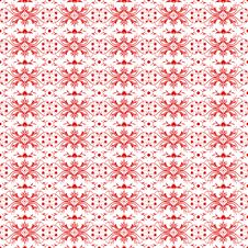 Free Seamless Floral Pattern Stock Image - 23782881