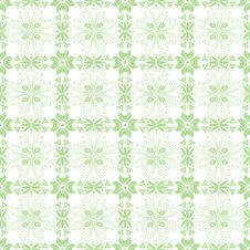 Free Seamless Floral Pattern Stock Photography - 23782942