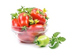 Free Tomatoes Royalty Free Stock Images - 23784869