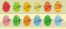 Free Easter Eggs Royalty Free Stock Images - 23787239