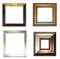 Free Four Frames 05 Royalty Free Stock Photo - 23791335
