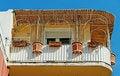 Free Balkony. Stock Photo - 23798500