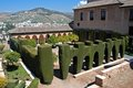 Free Palace Of Alhambra, Granada Stock Image - 23799811
