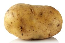 Free Potato. Stock Photography - 23796712