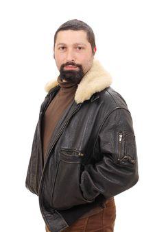 Free Portrait Of A Stylish Man Stock Image - 23799311