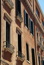 Free Balconies And Shutters Royalty Free Stock Photos - 2387528