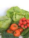 Free Fresh Vegetables Royalty Free Stock Photos - 2388948
