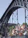 Free Metal Bridge Royalty Free Stock Photo - 2389305