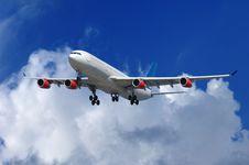 Free Plane Stock Image - 2380511