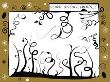Free Floral Elements Stock Photos - 2380833