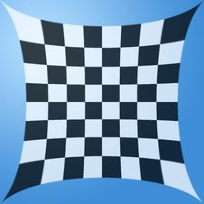 Free Chess Handkerchief Stock Photo - 2380960