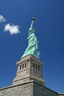Free Statue Of Liberty Royalty Free Stock Photo - 2381085