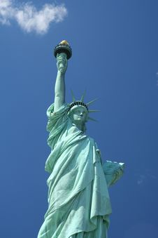 Free Statue Of Liberty Close Up Royalty Free Stock Image - 2381096
